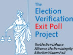 The Election Verification Exit Poll Project